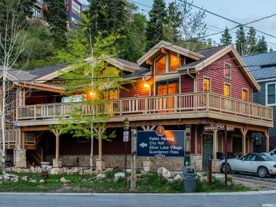 Park City Condo For Sale: 19 Daly Ave Ave #B