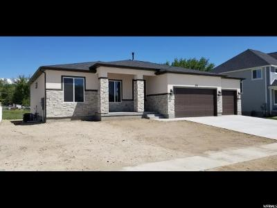 Lehi Single Family Home For Sale: 878 N Leo Ln #33