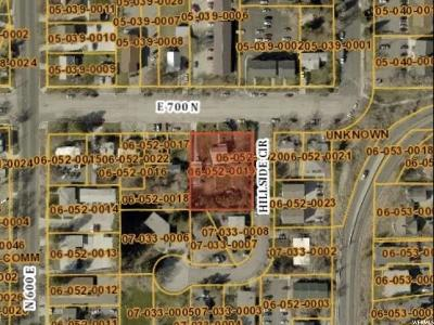 Logan Residential Lots & Land For Sale: 674 E 700 N