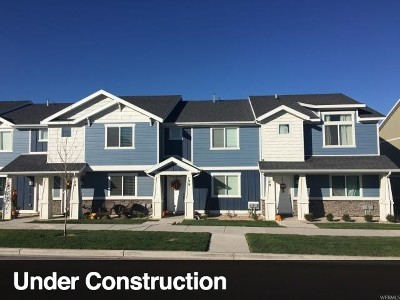 Herriman Townhouse For Sale: 5117 W Dolce Ct #1060