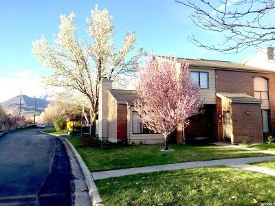 Provo Condo For Sale: 137 W Candlewood Pl
