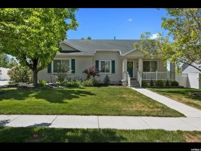 Tooele Single Family Home For Sale: 1853 N 120 W