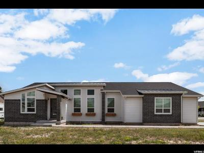 Tremonton Single Family Home For Sale: 891 W 225 S