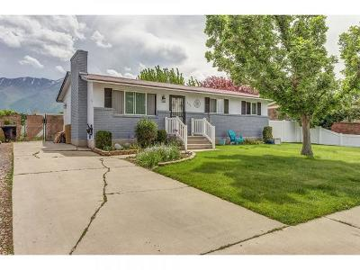 Spanish Fork Single Family Home For Sale: 551 S 1600 E