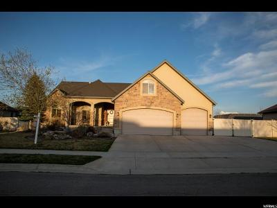 Single Family Home For Sale: 12257 S Rosebriar Ln