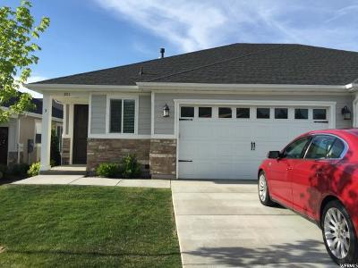 Alpine Single Family Home For Sale: 201 E Red Pine Dr E #3
