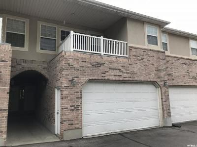 Provo Townhouse For Sale: 1316 E 720 N
