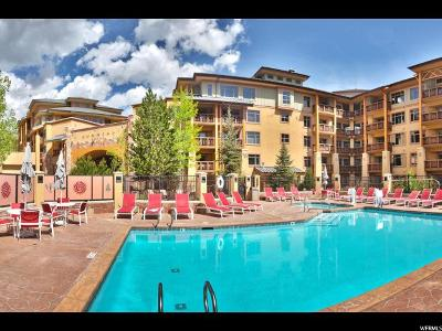 Park City Condo For Sale: 3720 N Sundial Ct #B416