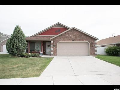 Brigham City Single Family Home For Sale: 869 W 1025 S