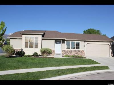 American Fork Single Family Home For Sale: 143 S 270 W