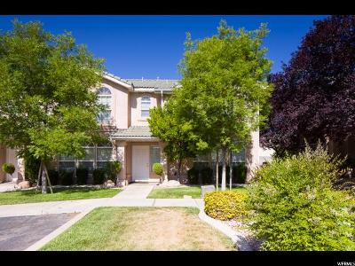 St. George Townhouse For Sale: 290 S 1200 E #18