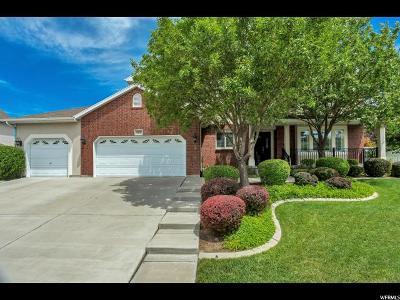 Draper Single Family Home For Sale: 787 E Whisper Bend Dr S