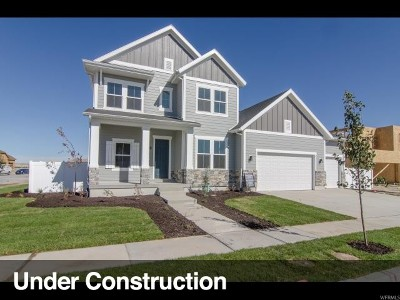 Lehi Single Family Home For Sale: 3284 W Cramden Dr N