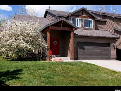 Park City Single Family Home For Sale: 7967 Mustang Loop Rd