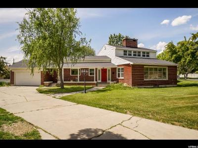 Tremonton Single Family Home For Sale: 575 N 300 E