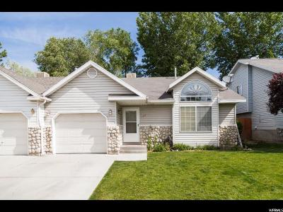 Orem Single Family Home For Sale: 1116 W 220 S