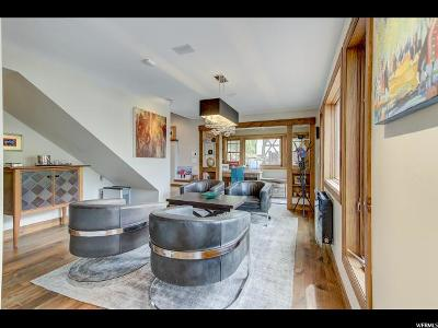 Park City Single Family Home For Sale: 45 Hillside Ave #A