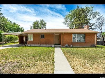 Pleasant Grove Single Family Home For Sale: 130 E 200 N