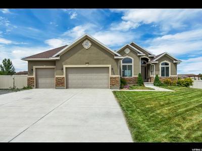 Grantsville Single Family Home For Sale: 279 E Box Elder Dr S