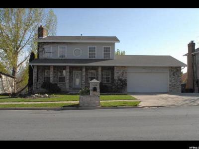 Layton UT Single Family Home For Sale: $339,999