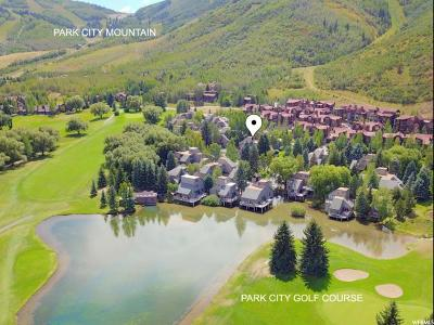 Park City Condo For Sale: 1700 N Three Kings Dr #194