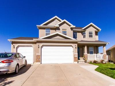West Jordan Single Family Home For Sale: 7419 Valley Maple Dr