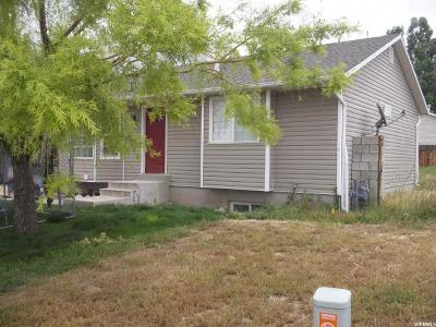 Tooele Single Family Home For Sale: 327 S 980 W