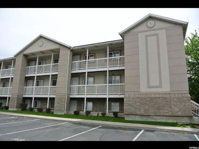 Orem Condo For Sale: 1217 W 160 N