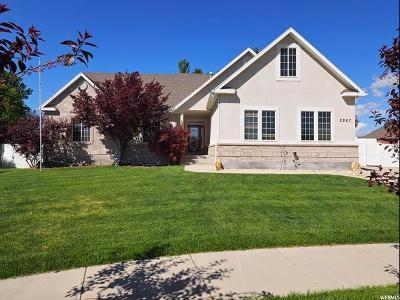 South Jordan Single Family Home For Sale: 3267 W Clarkston Cir