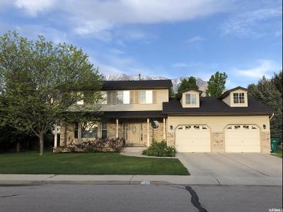 Orem Single Family Home For Sale: 31 S 900 E