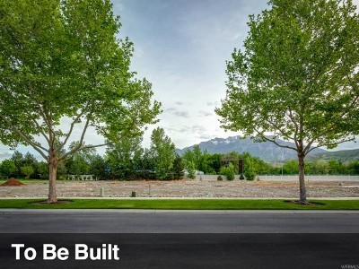 Provo UT Single Family Home For Sale: $1,002,900