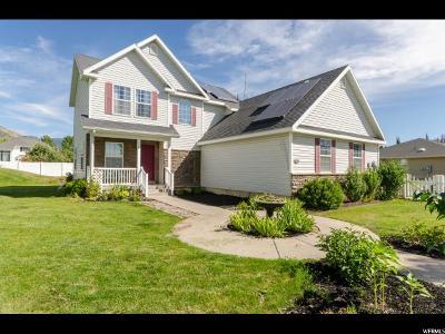 Nibley Single Family Home For Sale: 3744 Sheridan Ridge Ln
