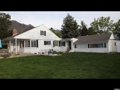 Cottonwood Heights Condo For Sale: 3284 E Bengal Blvd Blvd S