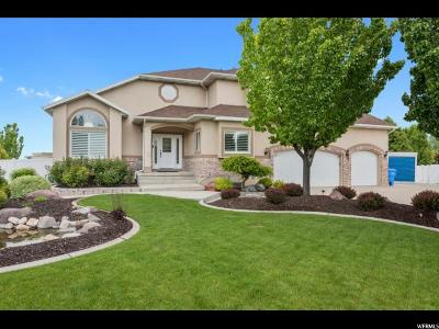 Riverton Single Family Home For Sale: 1118 W 13040 S