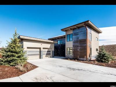 Park City Single Family Home For Sale: 6714 Golden Bear Loop West