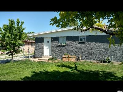 Salt Lake City Multi Family Home For Sale: 1436 W 500 S