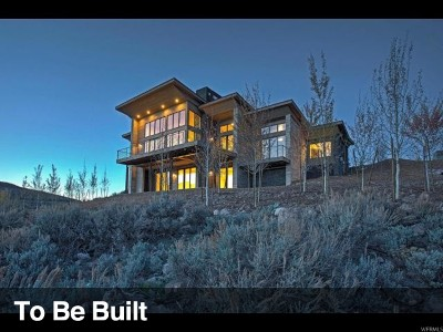 Park City Single Family Home For Sale: 6825 Golden Bear Loop West #2-50