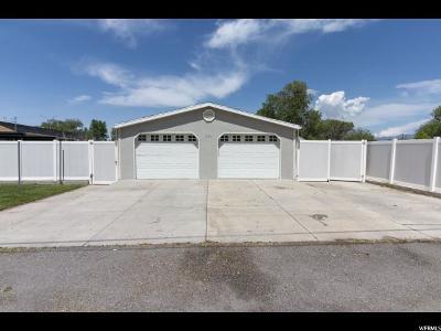 Salt Lake City Single Family Home For Sale: 1652 W 2700 S