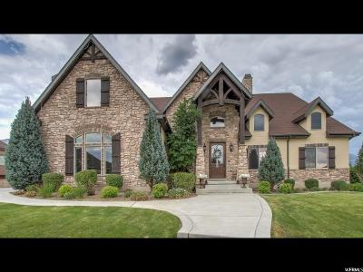 Highland Single Family Home For Sale: 12458 N Timberline Dr W