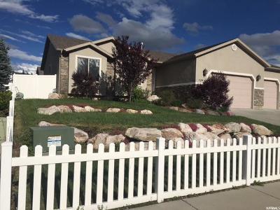 Lehi Single Family Home For Sale: 1124 N 1200 E