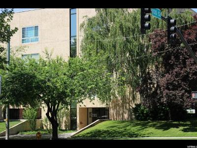 Salt Lake City Condo For Sale: 110 S 800 E #204