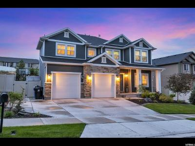 Herriman Single Family Home For Sale: 14362 S Highfield Dr W