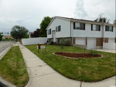 Taylorsville Single Family Home For Sale: 4471 S Heatherglen Cir