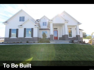Orem Single Family Home For Sale: 490 S 150 W #19