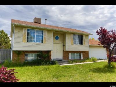 West Valley City Single Family Home For Sale: 2941 S Drawbridge Way W