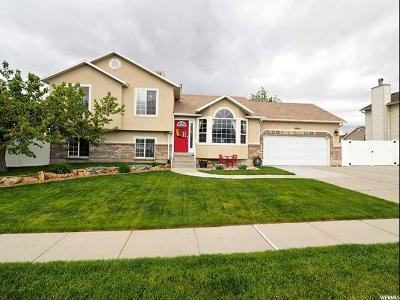 West Jordan Single Family Home For Sale: 4893 W 8780 S