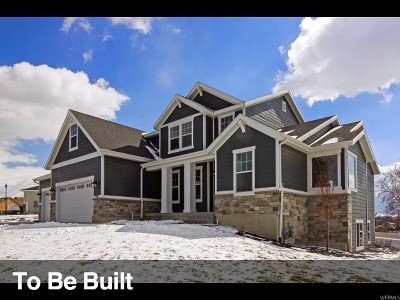 Orem Single Family Home For Sale: 554 S 150 W #23