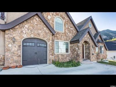 Provo UT Single Family Home For Sale: $799,000