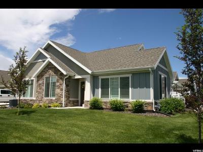 Pleasant Grove Condo For Sale: 137 S 700 W #D