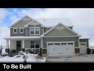 Orem Single Family Home For Sale: 222 W 580 S #28